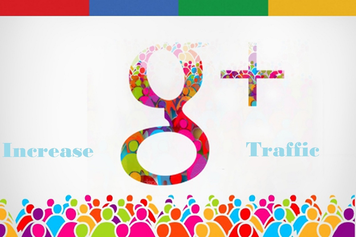 Drive maximum traffic to your website by using Google Plus