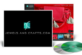 Presentations for Jewels and Crafts