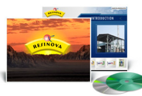 Presentations for Resinova