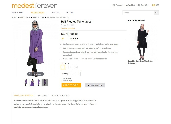 modestforever-product-page