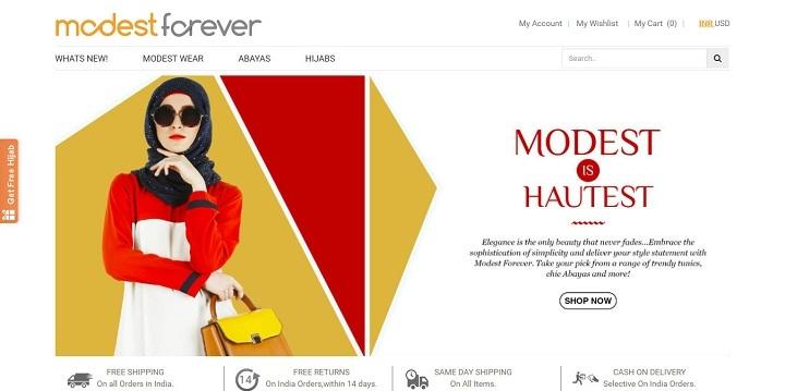 modestforever
